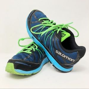 Salomon Trail Running Shoes Sneakers Athletic